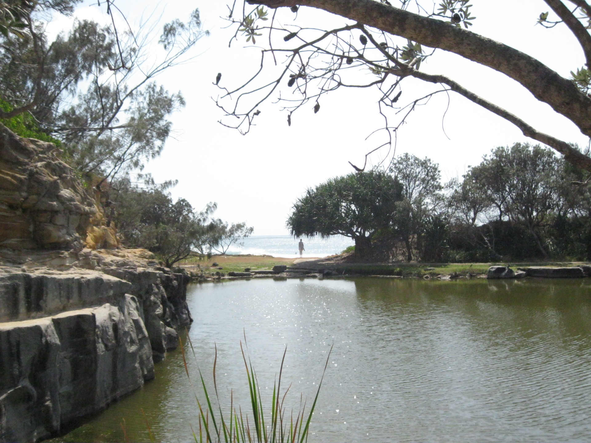 This is the Green Pool at Angourie, next to Yamba, nothernNSW.